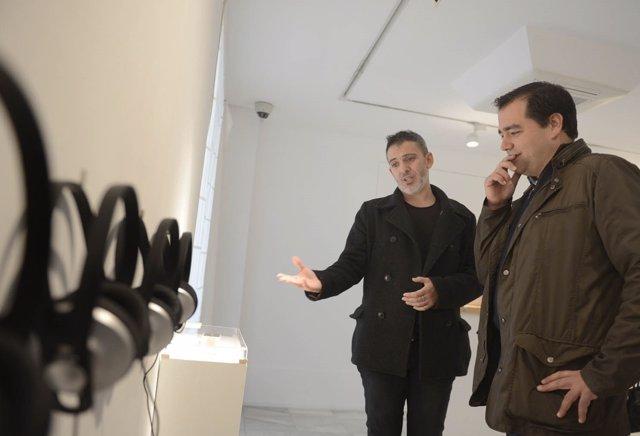 Exposicion de Juan Isaac Silva en Cádiz