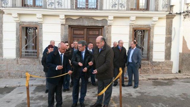 Nuevo edificio de servicios múltiples en Sarrión (Teruel)