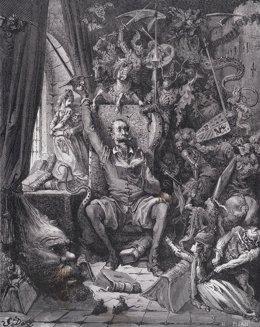 Grabados Cervantes