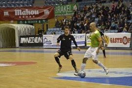 Palma Futsal pierde su condición de invicto en Santiago