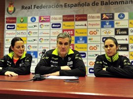 """Dueñas: """"El equipo ha jugado con mucha soltura durante todo el partido"""""""