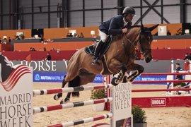 Madrid Horse Week cierra una segunda jornada con protagonismo español