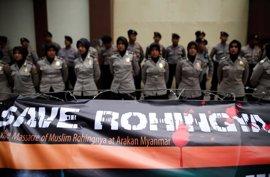 Bangladesh pide ayuda a la comunidad internacional para salvar la crisis de los rohingya