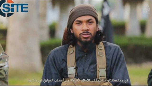 El australiano Neil Prakash, miembro de Estado Islámico