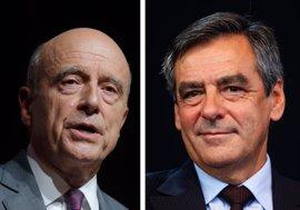 Fillon y Juppé, segundo asalto de Los Republicanos