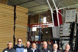 El Banco de Alimentos de La Rioja recoge 83.160 kilos en el primer día de la IV Gran Recogida