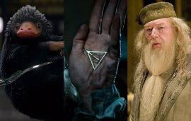 24 referencias de Animales fantásticos a Harry Potter