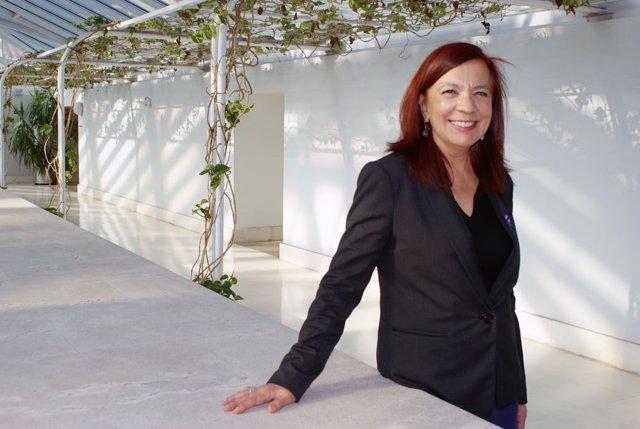 Matilde Ruiz, diputada del PRC