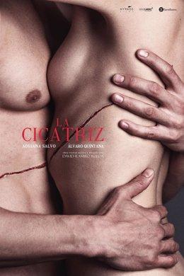 Cartel de 'La cicatriz'