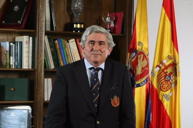 Gonzaga Escauriza Federación Española Golf