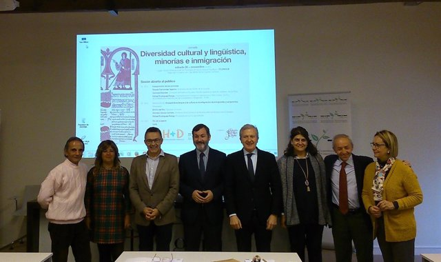 Jornada Sobre Papel De La Lengua Y La Cultura En La Integración De Inmigrantes