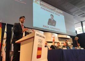 Raúl Chapado, nuevo presidente de la Real Federación Española de Atletismo