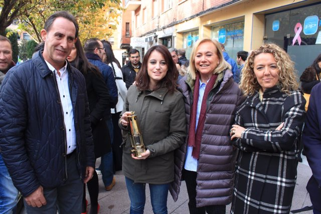 Andre Levy en Mieres.