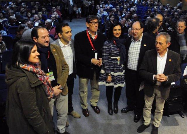 Jornada del PAR en Teruel.