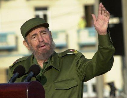 La última aparición pública de Fidel Castro