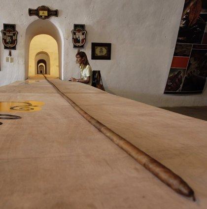 El último regalo a Fidel Castro: un puro habano de 90 metros en su honor