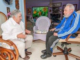 """Mujica destaca que Castro fue un Quijote que """"vivió como pensaba"""""""