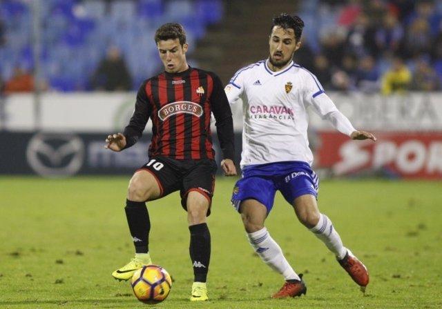 Zaragoza y Reus se reparten los puntos en Segunda División