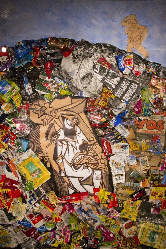 este pintor argentino es un fundamental del un movimiento pictrico basado en el alemn y que surge como