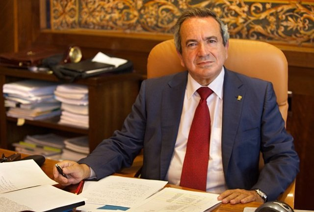 24/Septiembre/2012 Madridemilio Lora-Tamayo, Presidente Del Csiccsic Comunicació