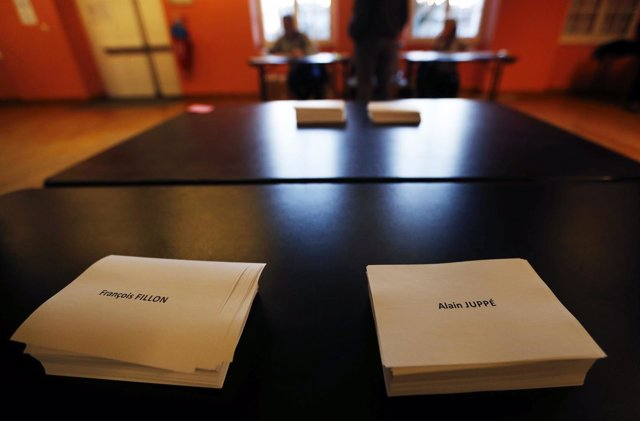 Segunda vuelta elecciones francesas centro-derecha