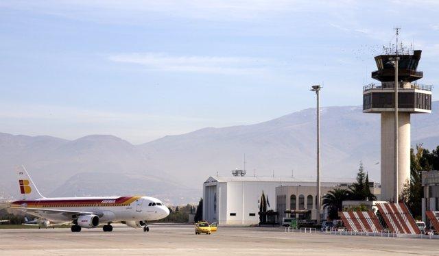 Aeropuerto Fgl Granada Jaén