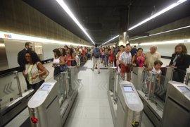 Metro de Málaga inicia las obras para instalar una comisaría de policía en El Perchel