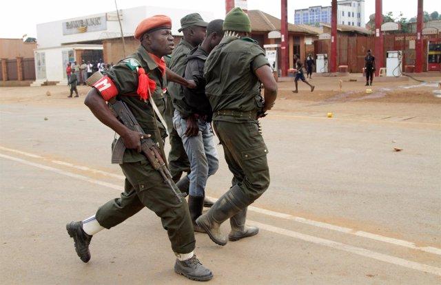Enfrentamientos en Kivu Norte