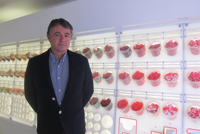 El director general de Happy Pills, Domingo Ojeda