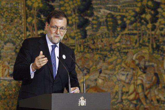 Rajoy preside el acto de reconocimientos por el Día contra la Violencia