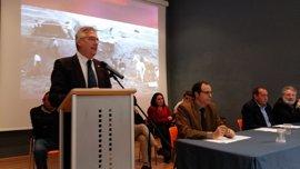Agricultores de La Almolda aprueban la constitución de una comunidad de regantes