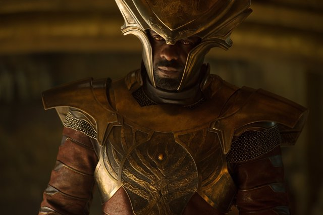 """Marvel's Thor: The Dark World""Heimdall (Idris Elba)Ph: Jay Maidment 2013 MVLFFL"