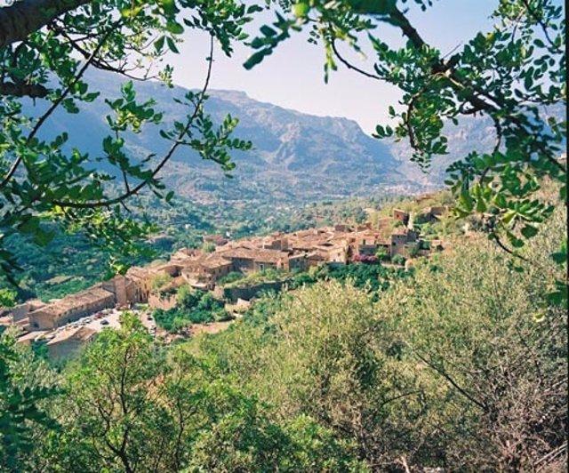 Fornalutx (pueblo de Mallorca)