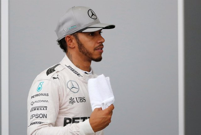 Lewis Hamilton Mercedes Japón Suzuka