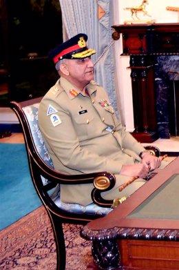 Qamar Javed Bajwa, nuevo jefe del Estado Mayor