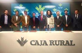 Caja Rural y su Fundación renuevan el apoyo a los Grupos de Desarrollo Rural en Sevilla