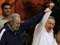 Fidel y Raul