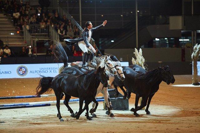 Madrid Horse Week finaliza la edición de 2016 por todo lo alto