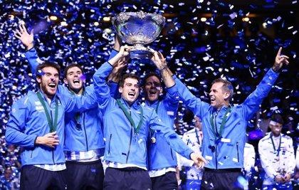Argentina levanta su primera Davis en Croacia