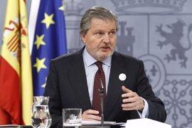 Méndez de Vigo explica esta semana en el Congreso sus planes en Cultura y sobre la LOMCE
