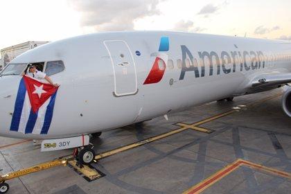 Aterriza en La Habana el primer vuelo regular desde Estados Unidos en 55 años