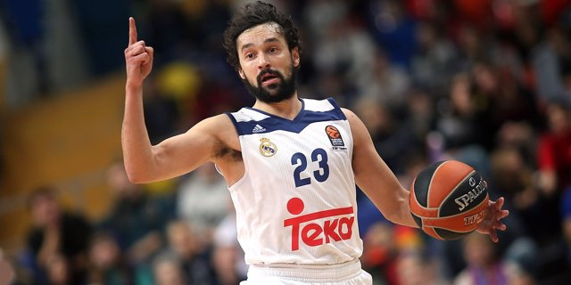Sergio Llull (Real Madrid)