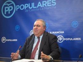 """PP C-LM dice que o Podemos o el PSOE """"miente"""" sobre los presupuestos"""
