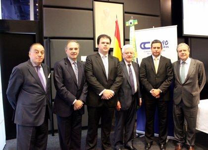 El Gobierno Brasileño presenta en España el Proyecto CRESCER de inversiones en infraestructuras de transportes y energía