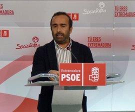 """El PSOE insta a los grupos a """"retratarse"""" y decir si quieren PGEx inversores o """"parálisis"""""""