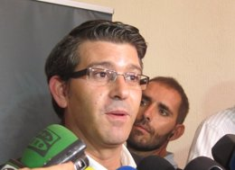 Jorge Rodríguez (PSPV) presidente Diputación de Valencia, imagen de archivo