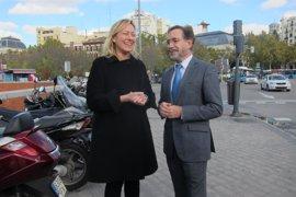 Andalucía y Aragón inician una colaboración conjunta en materia de logística