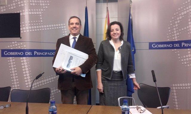 Presentación del inventario del patrimonio industrial asturiano