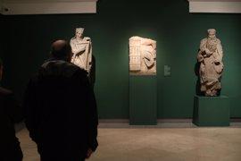 El Pórtico de la Gloria llega al Prado en la primera exposición del Maestro Mateo fuera de Galicia
