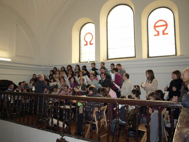 Coro de Navidad interpreta la Misa Pastorela